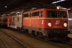1142.542 im Franz Josefs Bahnhof