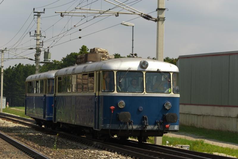 8081 - Sonderfahrt Lokalbahnhof Neunkirchen 2008