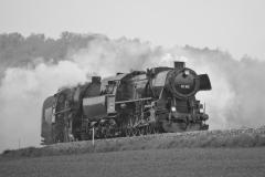 Doppeltraktion BR 52 nach Ernstbrunn 2010