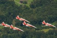 Patrouille Swiss - Zigermeet 2011