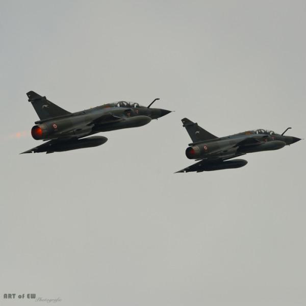 Dassault Mirage 2000N - Volkel 2013