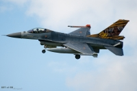 General Dynamics F16 - Sanicole 2015