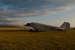 Ju 52 in Wr. Neustadt