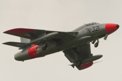 Hawker Hunter T.8C - Volkel 2013