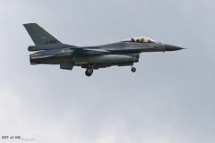 General Dynamics F16A - Volkel 2013