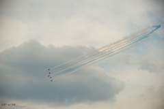 Red Arrows, Volkel 2013