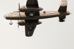 North American B-25 Mitchell - Volkel 2013
