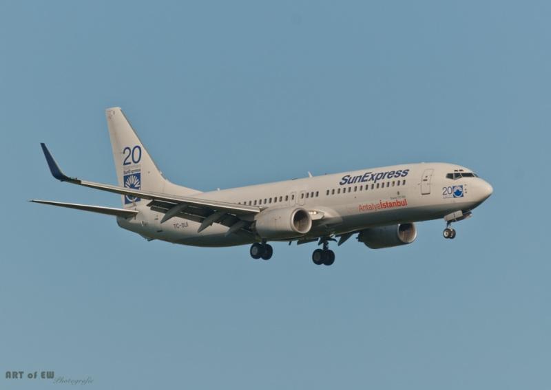 DUS Boeing 737