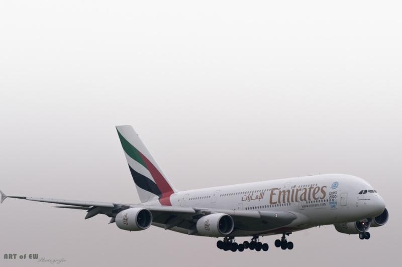 AMS Airbus A380