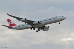 VIE Airbus A340-313