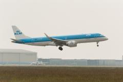 AMS Cityhopper Embraer ERJ-190