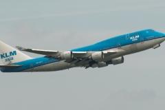 KLM Asia B747