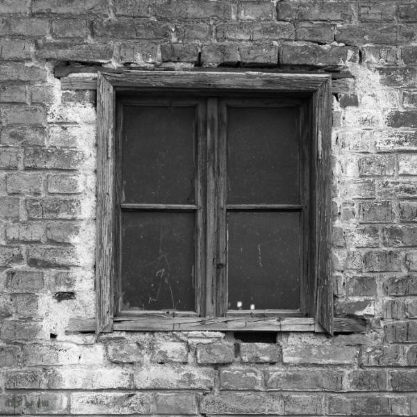 Fenster - Industriedenkmal  (leider abgerissen)