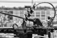 Stromversorgung Bahn, Washington D.C., USA