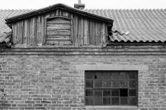 Fassade - Industriedenkmal (leider abgerissen)