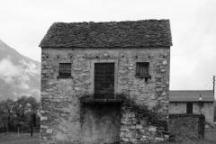 Steinhaus unbewohnt