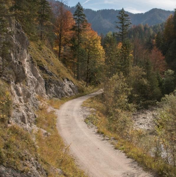 Eulenweg in Ybbsteinbach