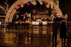 Christkindlmarkt - Frohe Weihnachten