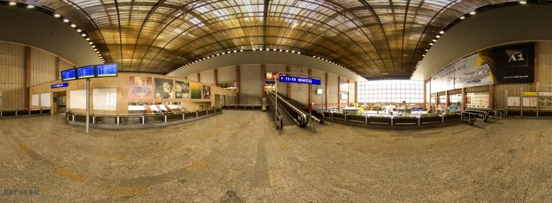 alter Südbahnhof Wien