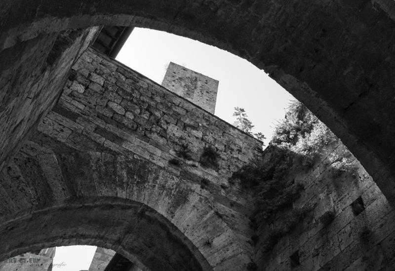 San Gimignano, Italien