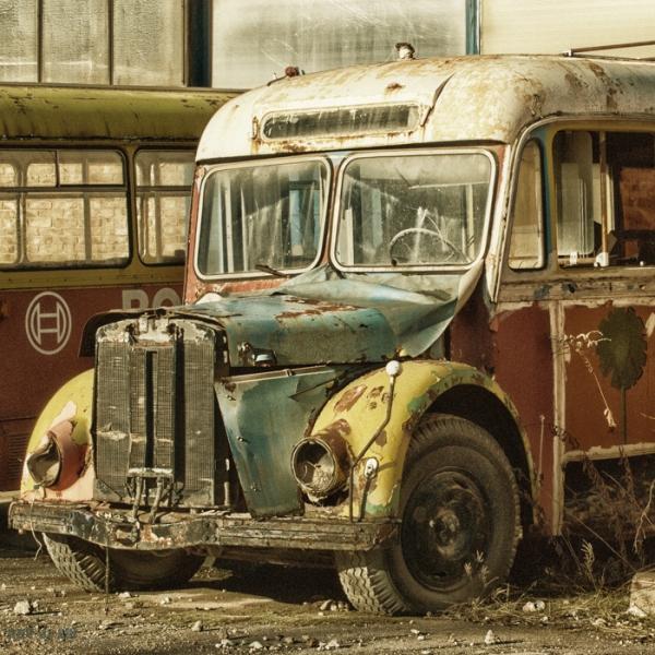 Autobus Saurer