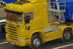 Scania 3achser Zugmaschine